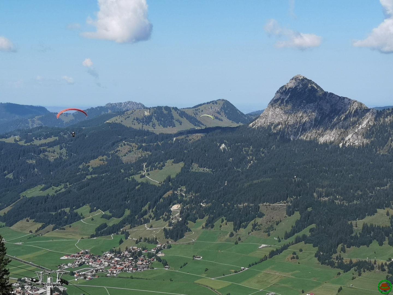 Tannheimer Tal – Auf zur Usseralpe