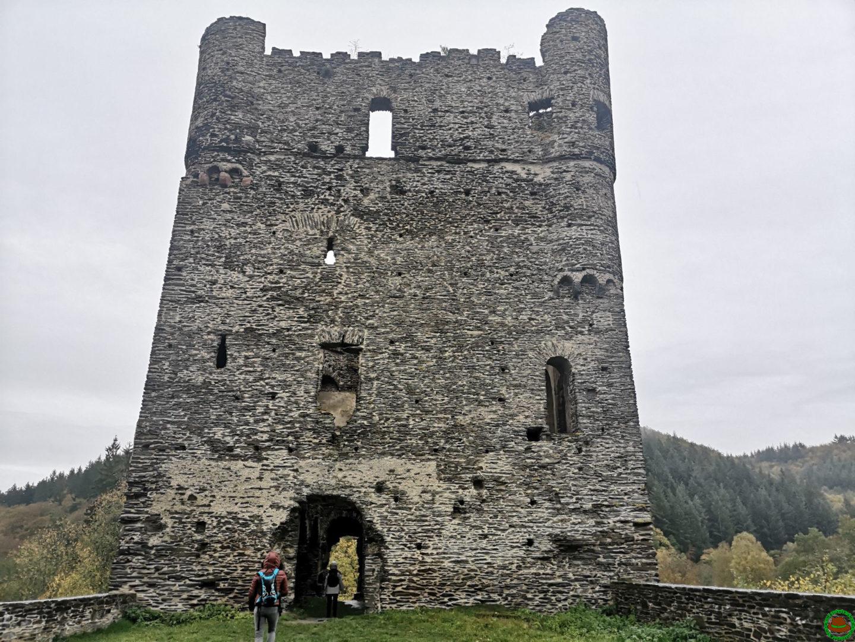 Spendenwanderung: Traumschleife Masdascher Burgherrenweg