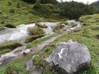 Der Lechweg, Etappe 01/07